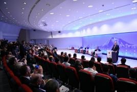 ՀՀ-ն երրորդ անգամ կհյուրընկալի միջազգային հեղինակավոր «Մտքերի գագաթնաժողովը»