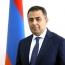 Vahe Gevorgyan named Deputy Armenian Foreign Minister
