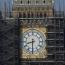 London's Big Ben clock restored to original Prussian blue color