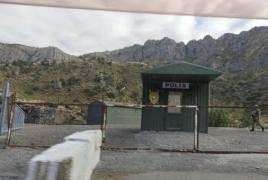 Գորիս-Կապան ճանապարհին ադրբեջանական ոստիկանության կետ է տեղադրվել