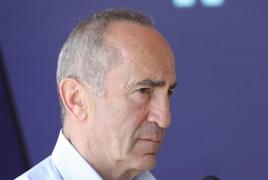 Քոչարյանին Մոսկվա են հրավիրել որպես «Հայաստան» դաշինքի ղեկավար
