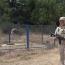 Russian peacekeepers help deliver water to Karabakh schools