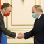 Armenia, EU want resumption of Karabakh talks within OSCE