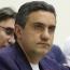 Արթուր Ղազինյանը երրորդ անգամ չի ընտրվել ԱԺ հանձնաժողովի փոխնախագահ