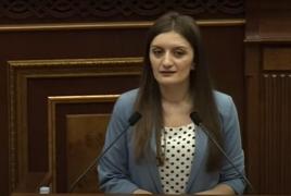 Մարիամ Գալստյանն ընտրվել է Կոռուպցիայի կանխարգելման հանձնաժողովի անդամ