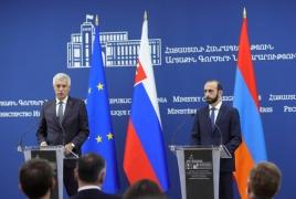Կորչոկ․ Սլովակիան, որպես ԵՄ անդամ, սատարում է ԵԱՀԿ Մինսկի խմբի ջանքերին