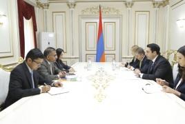 Սիմոնյան․ ԱԺ-ում շուտով կվերաձևավորվի հայ-հնդկական բարեկամական խումբը