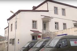 Homes, military hospital restored in Karabakh's Martakert