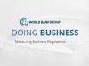 ВБ перестанет выпускать доклад Doing Business