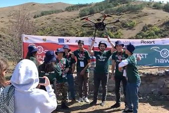 Armenia hosting its first-ever drone competition