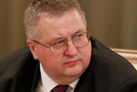 Russian Deputy PM: No