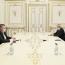 Փաշինյանը՝ Օվերչուկին․ Հայաստանը մեծապես շահագրգռված է կոմունիկացիաների բացմամբ