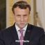Մակրոն․ Ֆրանսիան ջանք չի խնայի՝ ԵԱՀԿ ՄԽ շրջանակում ԼՂ խնդրի տևական լուծում գտնելու