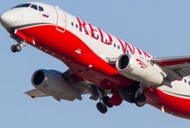 Red Wings начнет выполнять рейсы из Еревана в Ростов, Самару и Краснодар