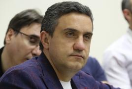 Ղազինյանը 4-րդ անգամ չի ընտրվել ԱԺ հանձնաժողովի փոխնախագահ