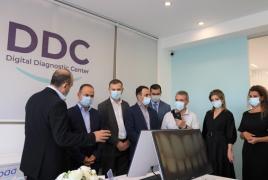 В Армении произведены первые титановые протезы для раненых солдат