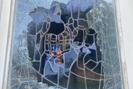 California Armenian Church vandalized; police investigating