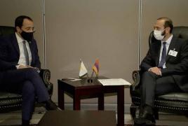 ՀՀ ԱԳ նախարարը բարձր է գնահատել եղբայրական Կիպրոսի սկզբունքային դիրքորոշումը