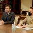 Министр обороны Армении и посол Британии обсудили вопросы региональной безопасности