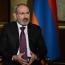Пашинян: Право народа Арцаха на самоопределение не может быть приостановлено посредством силы