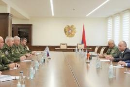 У миротворцев РФ в Карабахе новый командующий: Кособокова сменили на Героя РФ