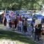 Ամերիկահայերը Վաշինգտոնում բողոքի ակցիա են անցկացրել Ադրբեջանի և Թուրքիայի դեսպանատների առջև