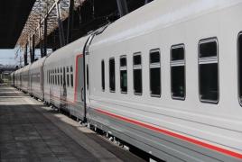 Հոկտեմբերի 2-ից Երևան-Թբիլիսի գնացքը կվերսկսի աշխատանքը