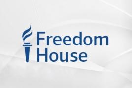 "Freedom House slams Armenia's ""unconstitutional"" anti-defamation law"