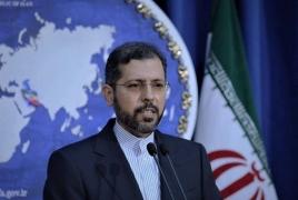 Iran says has documents proving transfer of terrorists to Azerbaijan