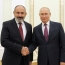 Pashinyan describes meeting with Putin as