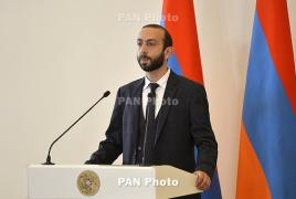 New Armenia-Azerbaijan meeting in the works, Mirzoyan confirms