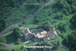 Karabakh says will resume pilgrimages to Dadivank