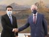 Top Armenian, Greek legislators talk cooperation, Karabakh
