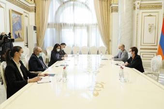 Посол Франции: С Арменией планируется разработать «дорожную карту» совместных программ