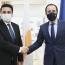 Armenia, Cyprus talk cooperation, conflict resolution