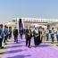 Armenia President pays