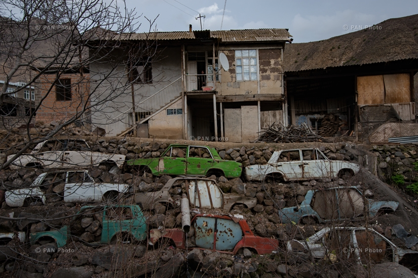 Село Ехегис, Вайоцдзорская область, Армения