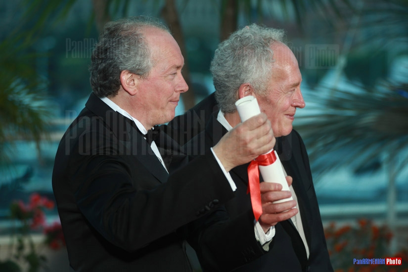 Jean-Pierre Dardenne and Luc Dardenne
