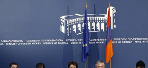 Talks on Armenia-EU Association Agreement