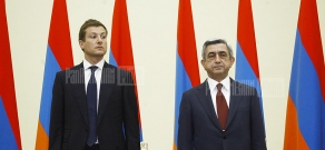 President Serzh Sargsyan awards scientists and artists for significant contribution in 2010