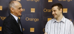 The winners of Orange Innovation prize are announced