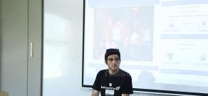 Barcamp Yerevan geek conference
