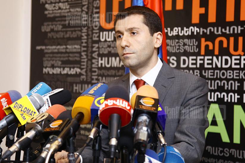 Հայաստանի օմբուդսմեն Կարեն Անդրեասյանի մամլո ասուլիսը