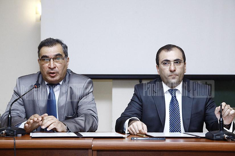 Վ. Բրյուսովի ԵՊԼՀ-ն եվ  ՀՀ նախագահի աշխատակազմի Հանրային կապերի եվ տեղեկատվության կենտրոնը համագործակցության պայմանագիր ստորագրեցին