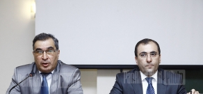 Yerevan State Linguistic University after Brusov and Public Relations and Information Center of the Armenian President's Administration sign a memorandum