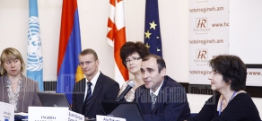 UNDP organizes Armenian-Georgian bilateral conferance on border management issues