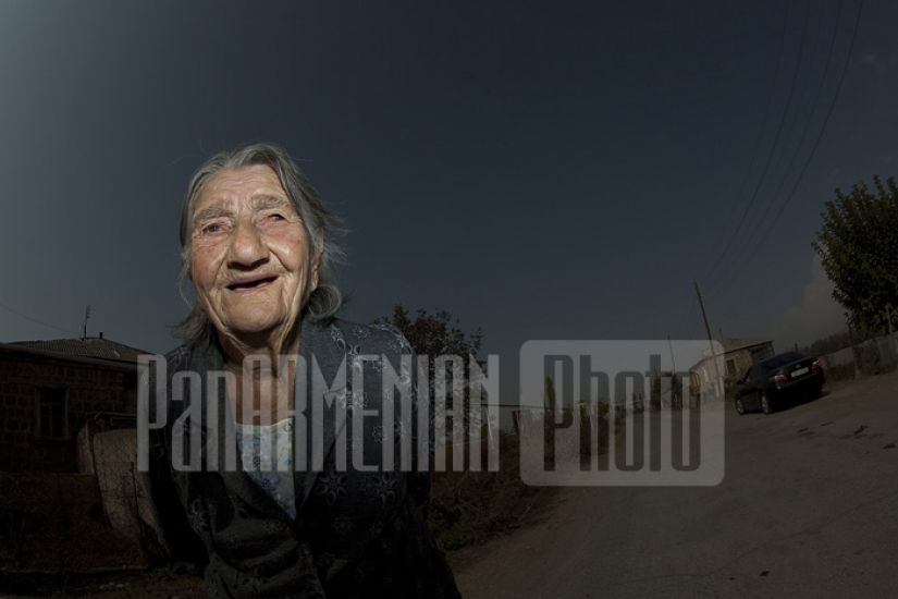 Հայ-թուրքական (դեռ փակ) սահմանը. Մարգարա գյուղ