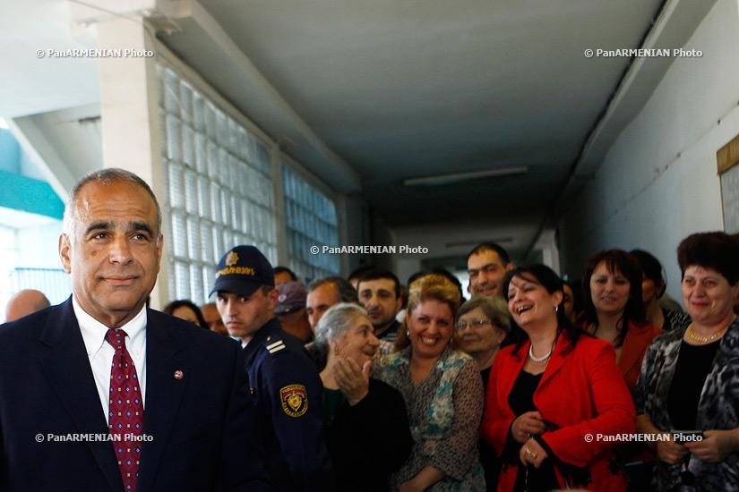 Րաֆֆի Հովհաննիսյանը խորհրդարանական ընտրություններին