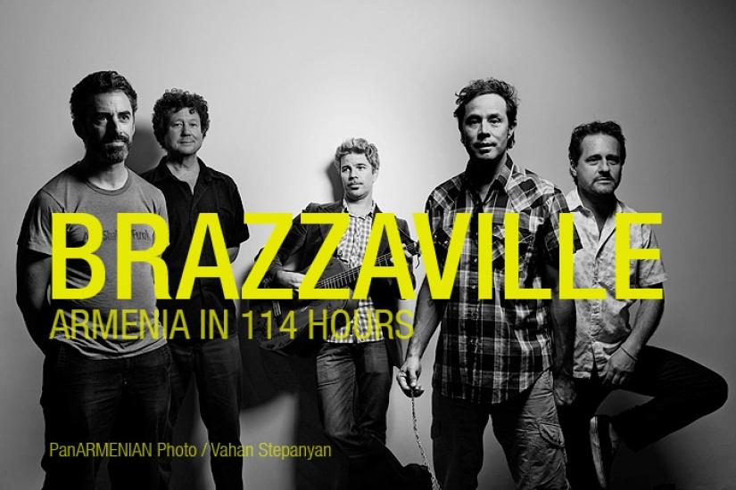 Brazzaville. 114 ժամ Հայաստանում