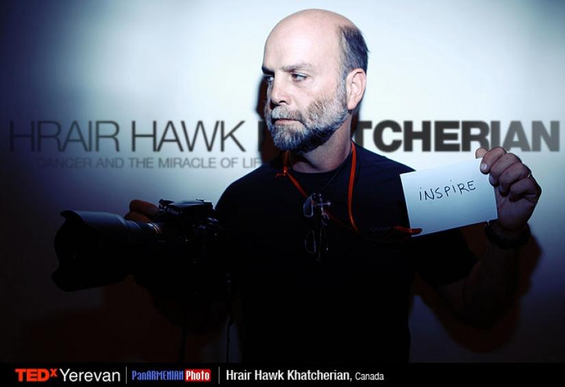 TEDxYerevan 2012: Speakers